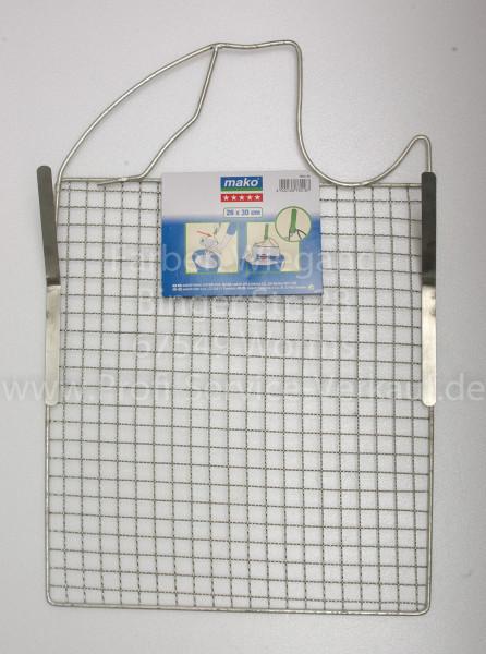 Abstreifgitter Metall easyCLEAN 26 x 30 cm *****