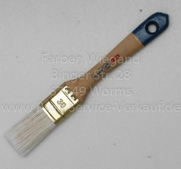 Flachpinsel Acryl Profi 30 mm