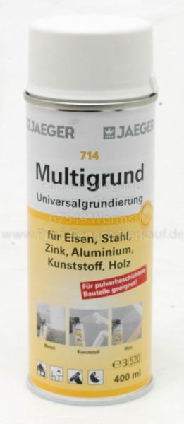 Jaeger Multigrund-Spray, weiß, 400 ml