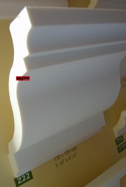 NMC Arstyl® lineares Zierprofil  Z22, 200 x 12,5 x 10,5 cm