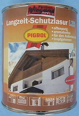 Langzeit-Schutzlasur, Nussbaum, 750 ml