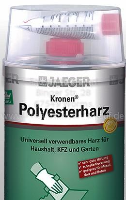 Kronen® Polyesterharz beige, 1 kg