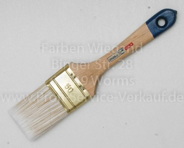 Flachpinsel Acryl Profi 50 mm