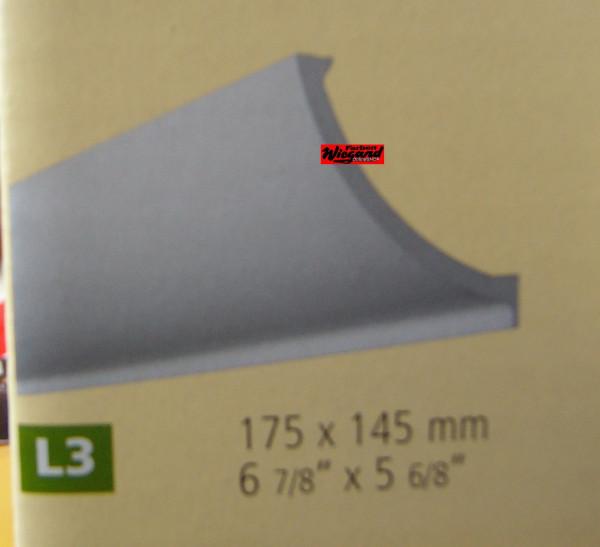 Arstyl Lichtprofil L 3   17,5  x 14,5 x 200 cm