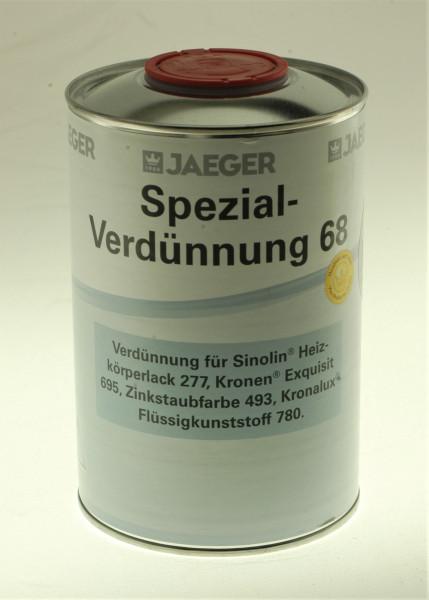 Zinkstaubfarbe verdünnen Heizkörperlack Flüssig Kunststoff