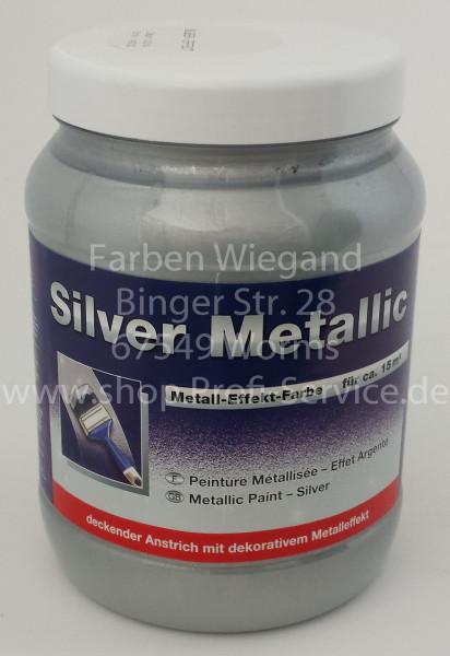 Farbe mit Metallic Effekt