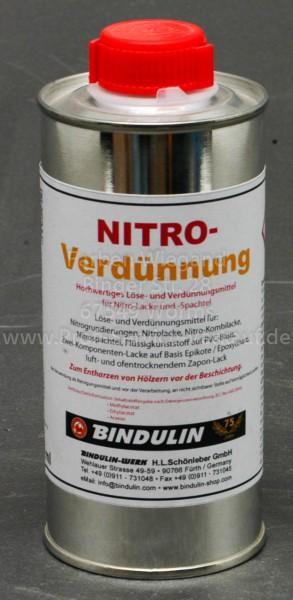 Nitro-Verdünnung 250 ml