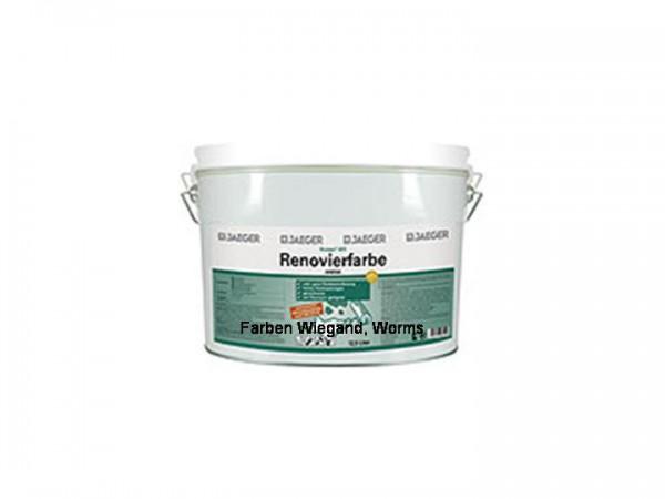 Kronen® Renovierfarbe weiß, 12.5 L