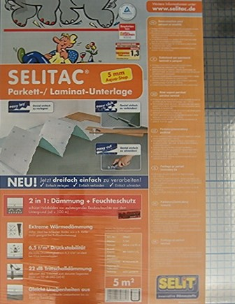 SELITAC PLUS Aquastop 5 m²
