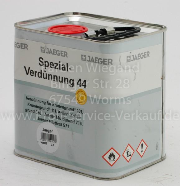 Spezial-Verdünnung 44 - 2.5 L