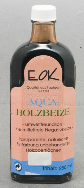 Holzbeize teak 250 ml