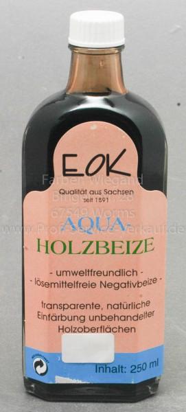 Holzbeize nussbaum 250 ml