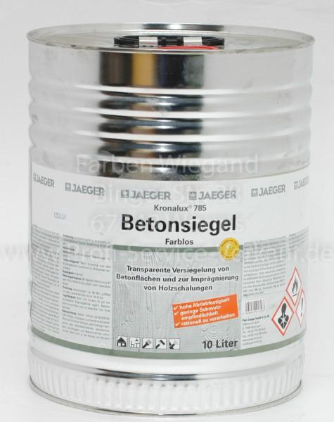 Kronalux® Betonsiegel farblos 10 l