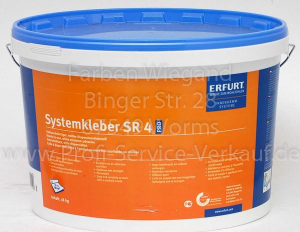 Systemkleber SR 4 PROfi