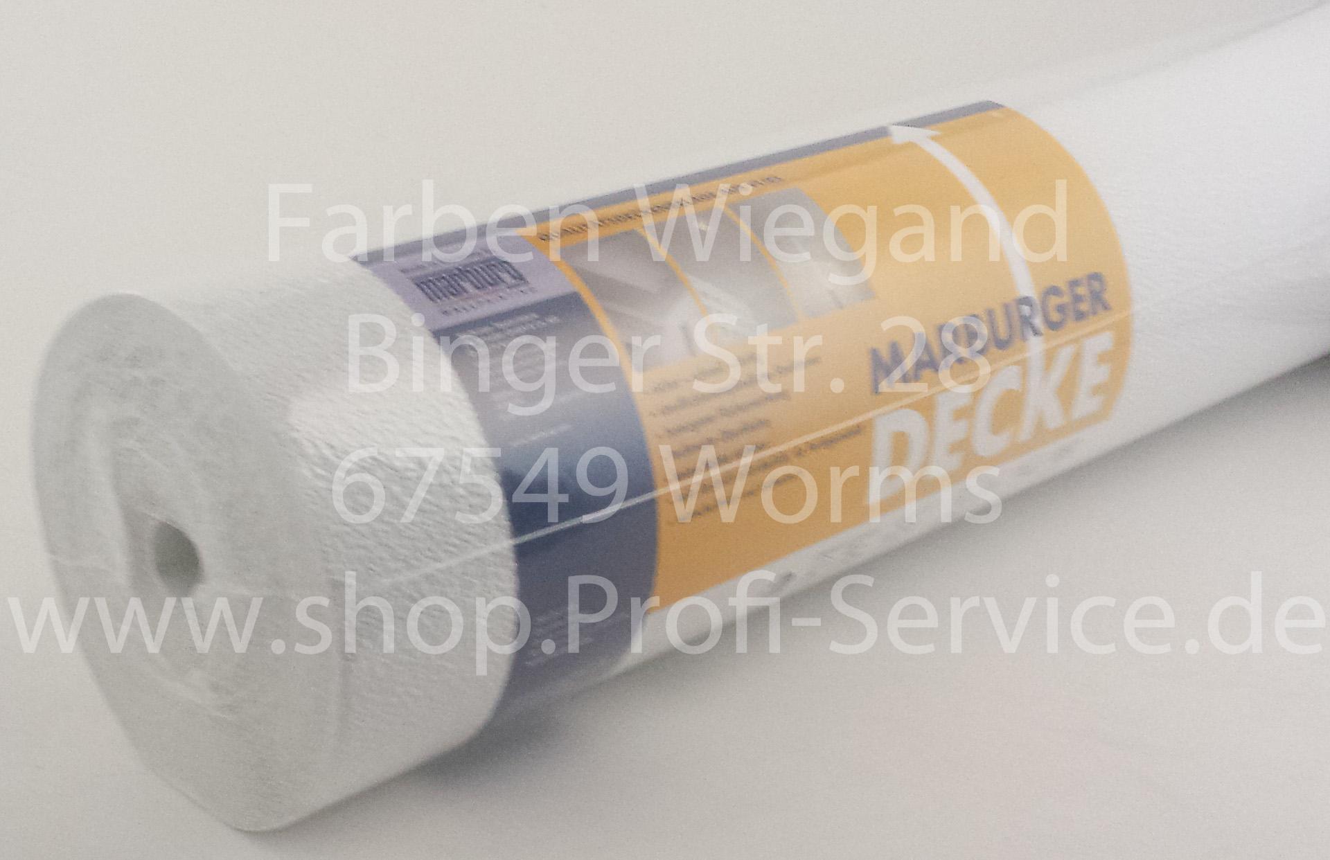 Top Marburger Decke 25 x 0,75 m | Farben Wiegand Onlineshop PN15