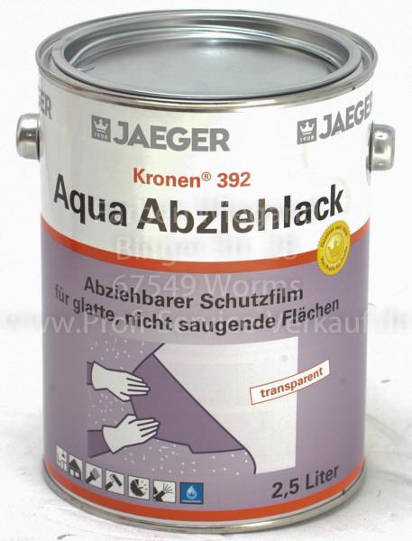 Kronen® Aqua Abziehlack 2,5 l