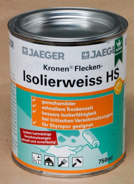 Kronen® Flecken-Isolierweiss 123HS, 750 ml