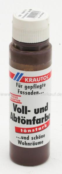 Voll- und Abtönfarbe schokoladenbraun 250 ml