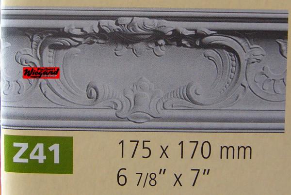 NMC Arstyl® Kombinationsprofil  Z41, 200 x 17,5 x 17 cm