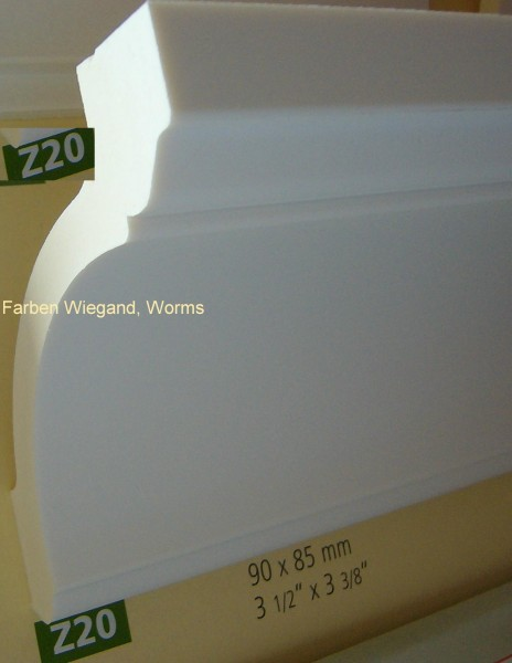 Z20  lineare NMC Arstyl®  Stuckleiste, 200 x 9 x 8,5 cm