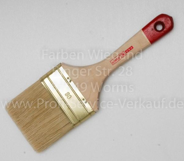 Flachpinsel Profi 80 mm