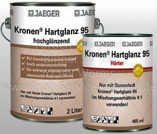 Kronen® Hartglanz farblos hochglänzend  660 ml