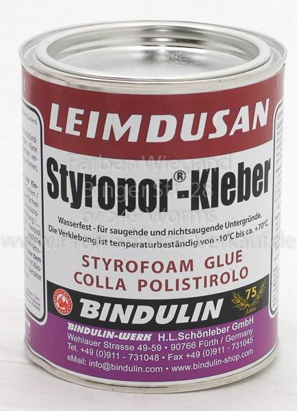 Bindulin Styroporkleber 620 g