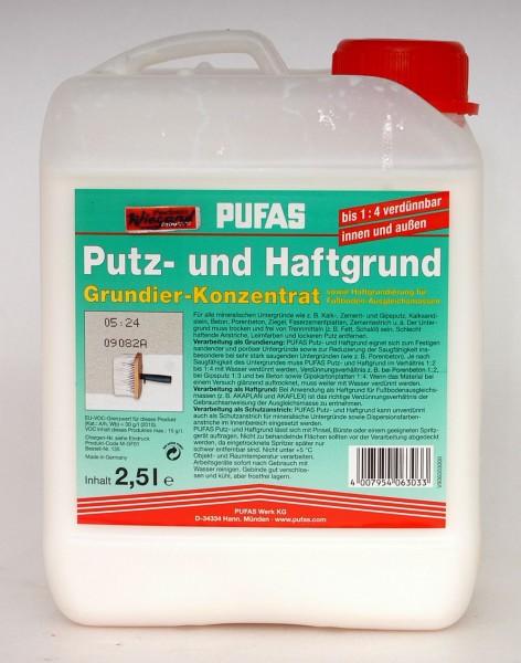 Putz- und Haftgrund 2,5 L