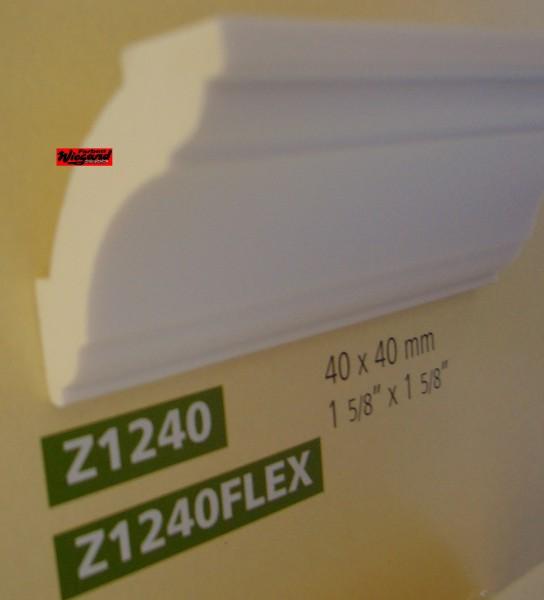 Arstyl Flex, lineares Zierprofil Z 1240 FLEX, 200 x 4 x 4 cm