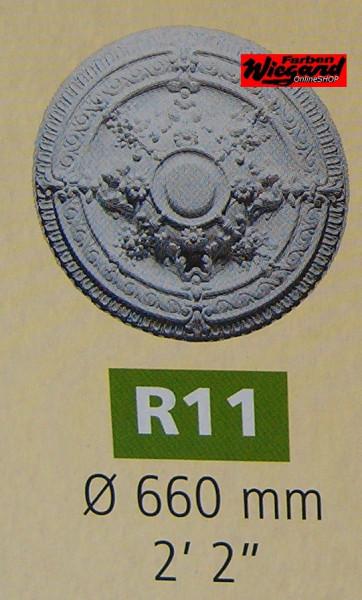 Rosette R 11 - Durchmesser 660 mm