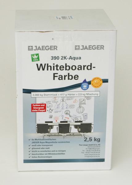 Whiteboardfarbe Set mir Farbe und Härter