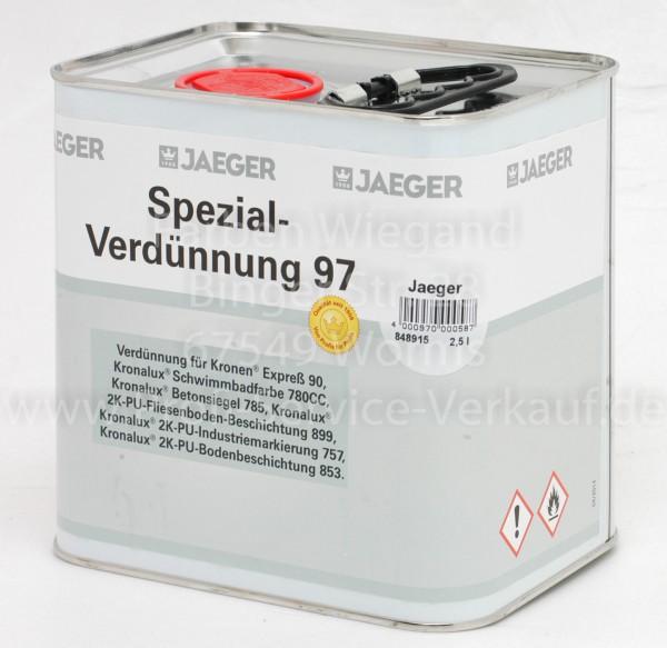 Spezial-Verdünnung 97 - 2.5 l