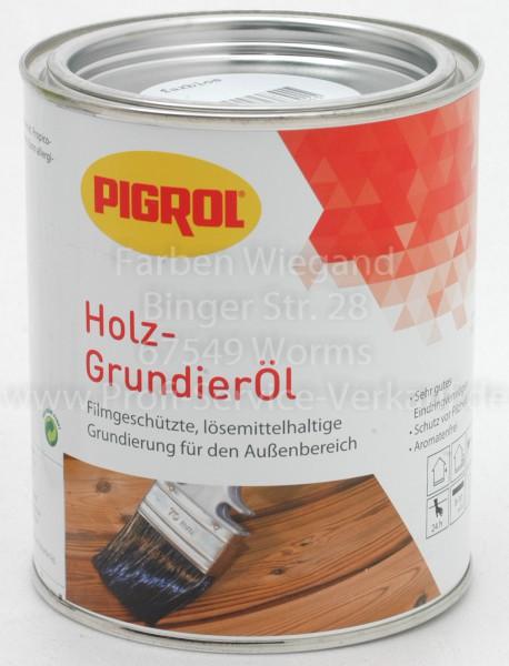 Holz-GrundierÖl, farblos, 2,5 l