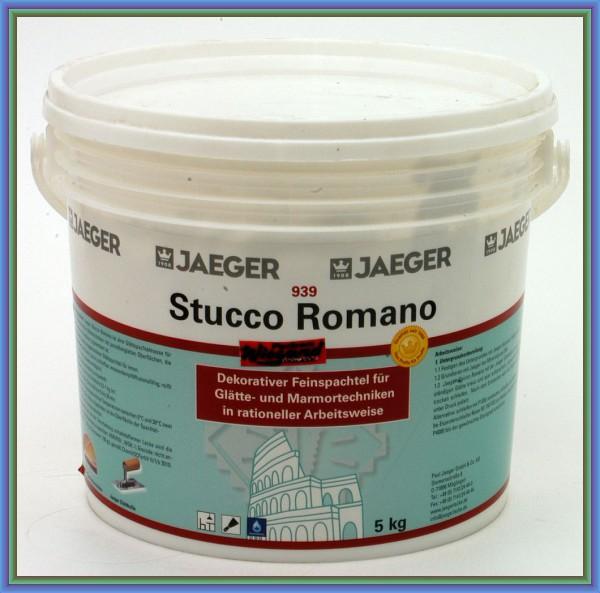 Jaeger Stucco Romano Farbton 201 5 kg