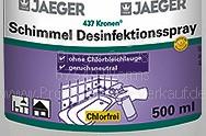 Kronen® Schimmel Desinfektionsspray, 500 ml