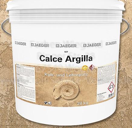 Calce Argilla, cremeweiß, 20 kg