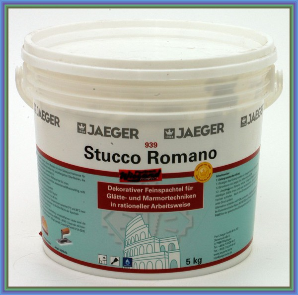 Jaeger Stucco Romano Farbton 282 5 kg