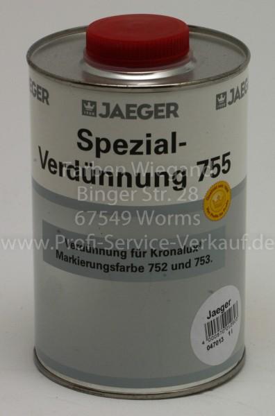 Spezial-Verdünnung 755 - 1 L
