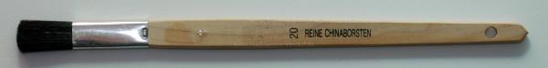 Plattpinsel gerade 20 mm