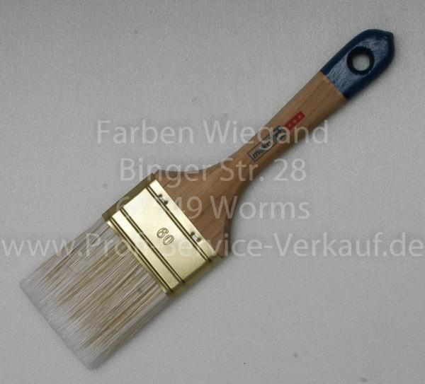Flachpinsel Acryl Profi 60 mm