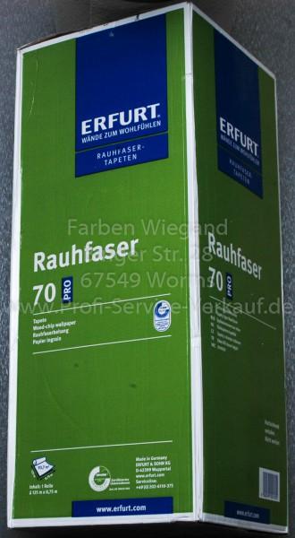 Rauhfaser Erfurt PRO Korn 70 / Superkorn Großrolle 125 x 0,75 m