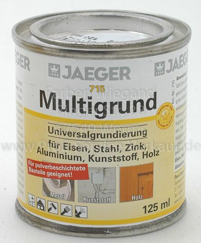 Multigrund lh, grau, 125 ml