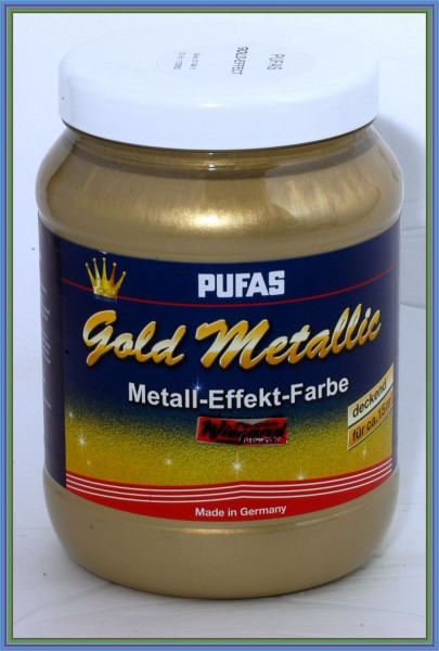 Gold Effect Lasur, gold deckend, 1,5 l