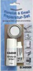 Keramik und Emaille Reparatur Set, alpinweiß