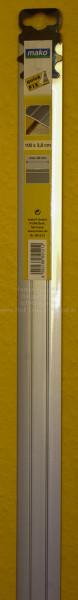 Alu-Übergangsprofil extra breit 100 x 3,8 cm
