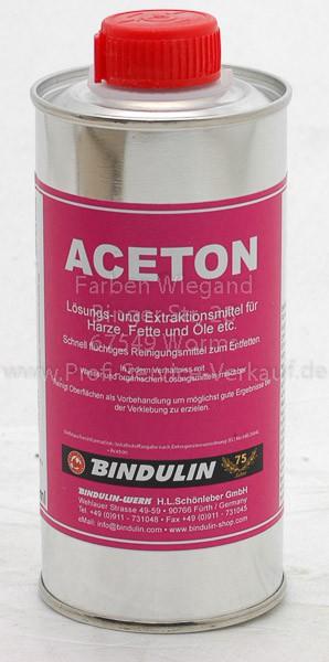 Aceton 2,5 l
