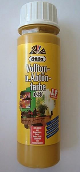 Düfa  Voll- + Abtönfarbe ocker, 250 ml