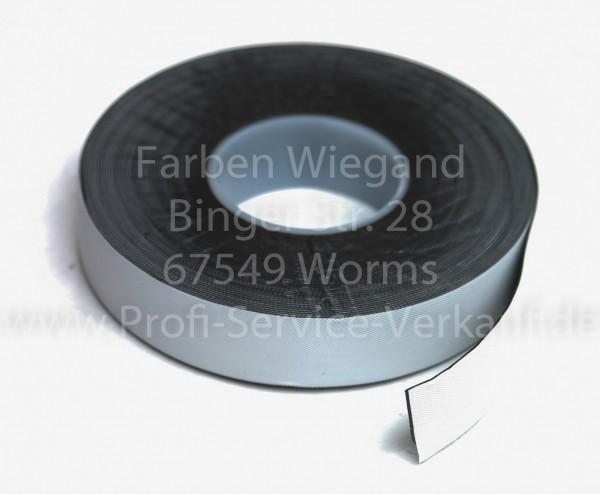 PIB-Tape 10 m x 19 mm schwarz, Blisterpackung